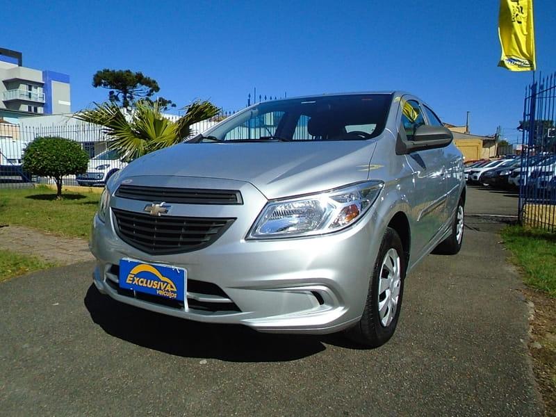 GM - Chevrolet ONIX LS 1.0 8V SPE/4