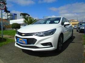 GM - Chevrolet CRUZE - cruze LTZ 1.4 TURBO AT