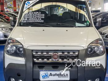 Fiat DOBLO ADVENTURE LOCKER 1.8 8V