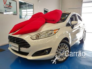 Ford FIESTA SEDAN TITANIUM 1.6 16V