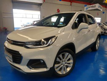 GM - Chevrolet TRACKER LTZ 1.4 Turbo 16V Flex 4x2