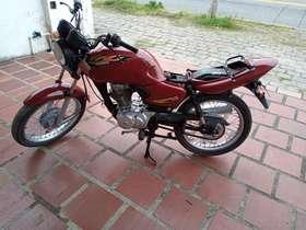 Honda CG 125 - cg 125 CG 125 TITAN KS