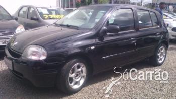 Renault CLIO HATCH RL 4P