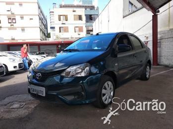 Toyota ETIOS XS SEDAN 1.5 16V 4P