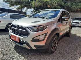 Ford ECOSPORT - ecosport 4WD 2.0 16V
