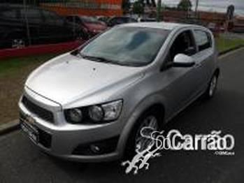 GM - Chevrolet SONIC 1.6 LTZ 16V