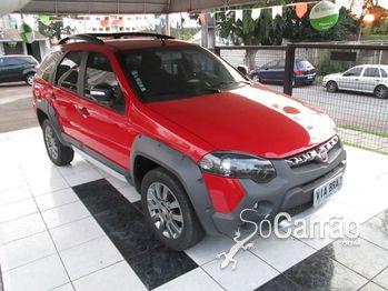 Fiat PALIO WEEKEND ADVENTURE E-TORQ 1.8 16v