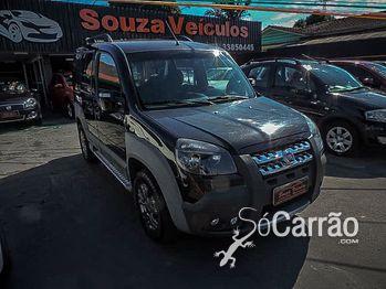 Fiat DOBLO ADVENTURE 1.8 16V 4P