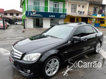 Mercedes C 250 CGI SPORT 2.0 TURBO 16V