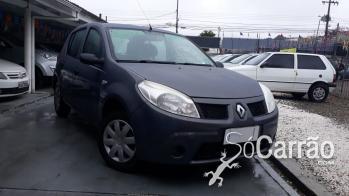Renault Authentique Hi-Flex 1.6 8V