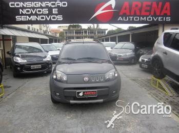 Fiat UNO WAY 1.4 EVO 4P