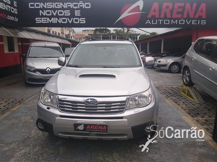 Subaru FORESTER - forester XT 4X4 2.5 TB AT