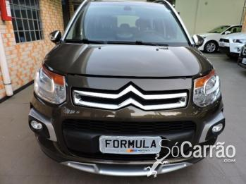 Citroen AIRCROSS EXCLUSIVE 1.6 16V