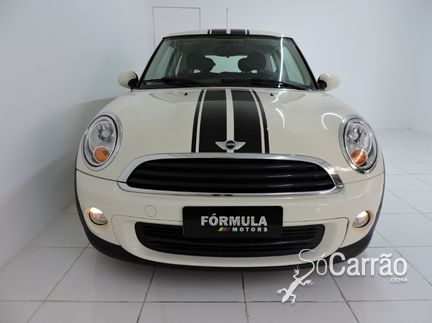 Mini MINI COOPER - mini cooper ONE 1.6 16V AT