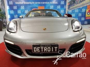 Porsche BOXSTER S CABRIOLET 3.4 6C 24V