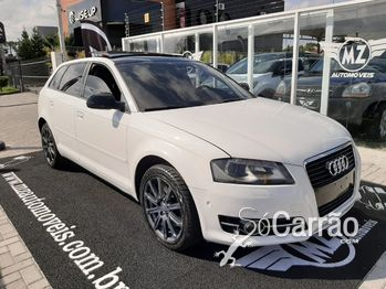 Audi a3 (Kit Bancos em Couro) 1.8 20V TB 180CV AT