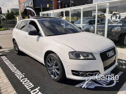 Audi A3 - a3 (Kit Bancos em Couro) 1.8 20V TB 180CV AT