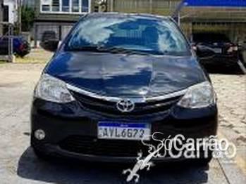 Toyota ETIOS XLS SEDAN 1.5 16V 4P