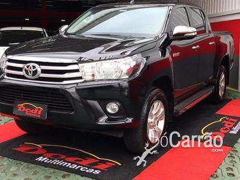 Toyota hilux cd SRV 4X2 3.0
