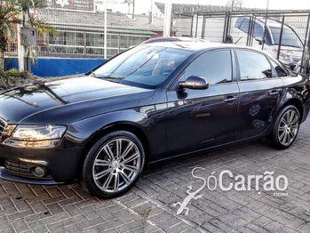 Audi a4 ATTRACTION 2.0 16V TFSI MULT