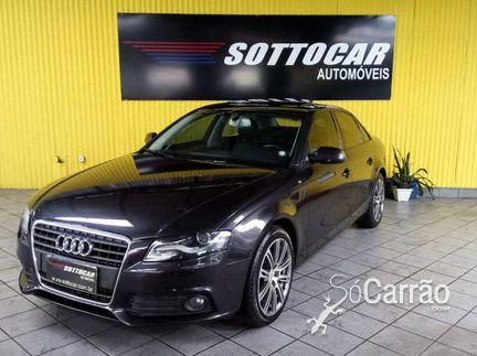 Audi A4 - a4 ATTRACTION 2.0 16V TFSI MULT