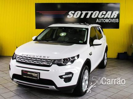 Land Rover DISCOVERY SPORT - discovery sport HSE LUXURY TURBO 2.0 TD4