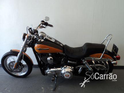 Harley Davidson Dyna - DYNA SUPER GLIDE CUSTOM