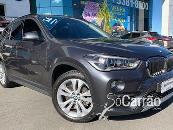 BMW X1 S DRIVE 2.0 16V 4X2 AUTOMATICO
