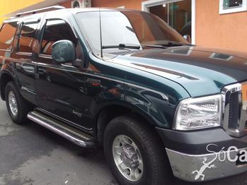 Ford F250 TROPICAL