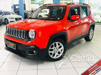 JEEP renegade LONGITUDE(Limited Edition) 1.8 16V AT6