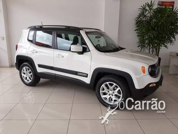 JEEP RENEGADE LONGITUDE 2.0 4WD