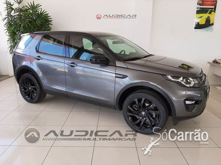 Land Rover DISCOVERY SPORT - discovery sport HSE 2.2 TB-SD4