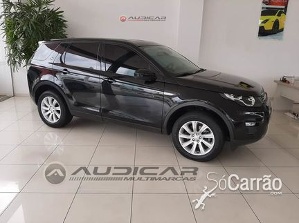 Land Rover DISCOVERY SPORT - discovery sport SE 2.0 TB-Si4