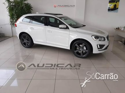 Volvo XC60 - xc60 R-DESIGN T5 FWD 4X2 2.0 TB AT