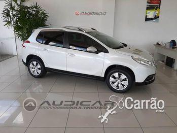 Peugeot 2008 ALLURE 1.6 16V FLEXSTART