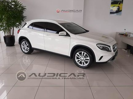 Mercedes GLA 200 - gla 200 ADVANCE 1.6 TB FF