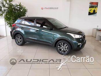 Hyundai creta PULSE PLUS 1.6 16V AT6