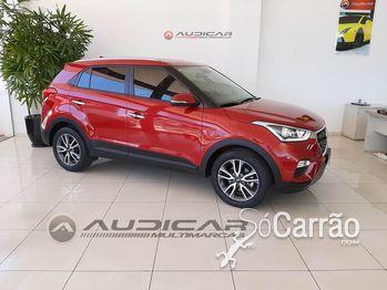 Hyundai creta PRESTIGE 2.0 16V AT6