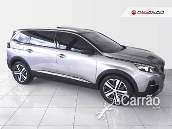 Peugeot 5008 GRIFFE PACK 1.6 THP 16V AT6