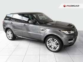 Land Rover RANGE ROVER SPORT - range rover sport HSE 4X4 3.0 SDV6