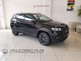 JEEP COMPASS - compass LONGITUDE(80 Anos) 4X2 1.3 TB AT6