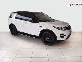 Land Rover DISCOVERY SPORT - discovery sport SE 2.2 TB-SD4