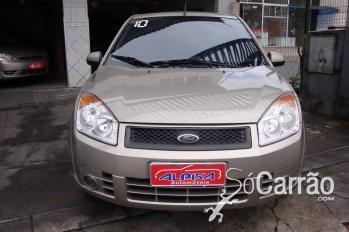 Ford FIESTA SEDAN CLASS 1.6 4P