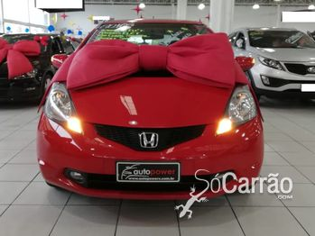 Honda FIT EXL AT 1.5