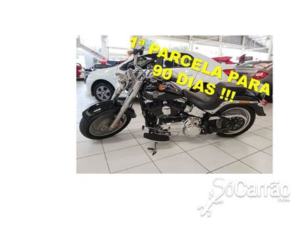 Harley Davidson Fat Boy - SOFTAIL FAT BOY