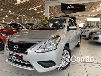 Nissan versa SV 1.6 16V FLEXFUEL