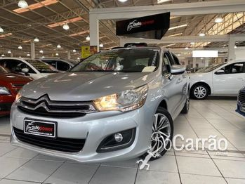 Citroen c4 lounge TENDANCE 2.0 16V AT