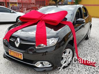 Renault Dynamique Hi-Flex 1.6 8V