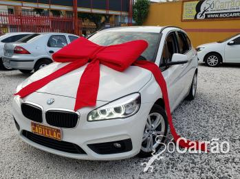 BMW 220iTourer Active Flex 2.0 TB