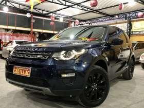 Land Rover DISCOVERY SPORT - discovery sport DISCOVERY SPORT SE(7Lug) 2.0 TB-Si4